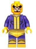 Batroc the Leaper - Custom Designed Minifigure